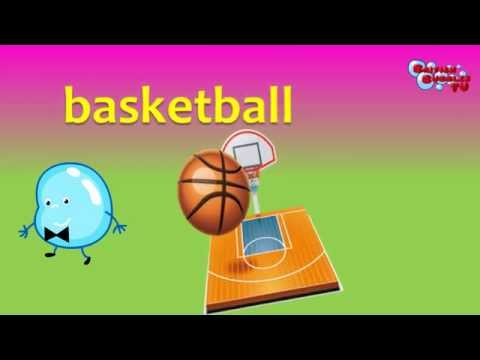 узнать спорта _ Английский язык для детей