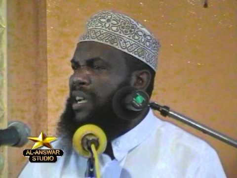 Sheikh Bahero - TAFSIYR SURATU NNUUR AYA YA 36-40 (PART 2/2)