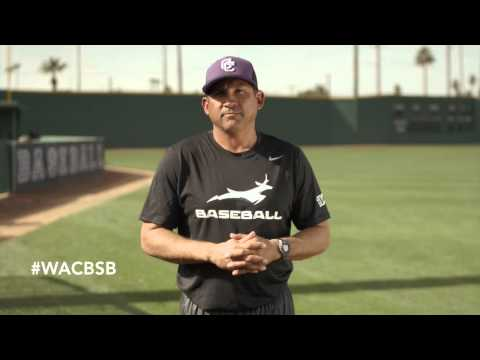 WAC Baseball Preview - Grand Canyon Head Coach Andy Stankiewicz