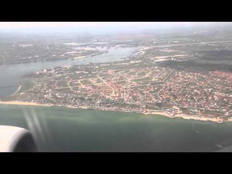 Landing At Odessa/Посадка в Одессе