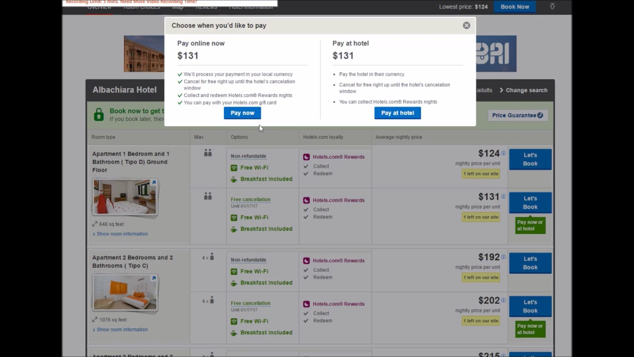 How To Use Coupon Code On Hotels Com Youtube