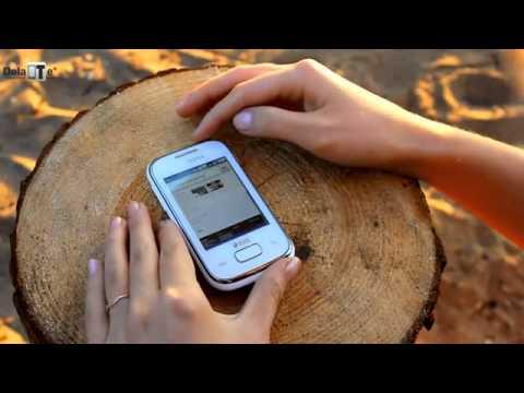 Samsung Galaxy Pocket DUOS S5302   YouTube melhor preço na XMARCAS.COM