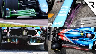 The problems that held Alpine's F1 car back and how it's catching up