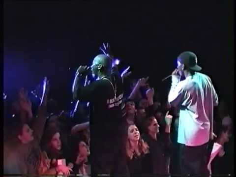 Big L & O.C. LIVE @ Zagreb, Croatia 1997 (VERYRARE CONCERT OF BIG L)