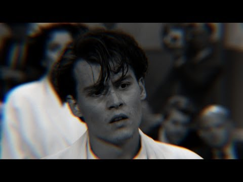 CryBaby  Music Video  Johnny Depp and Amy Locane Tribute  Edit  Vaporwave  2017