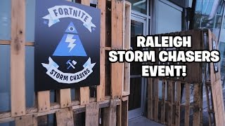 Fortnite Raleigh Storm Chasers Event (Check Description for Upcoming Events)