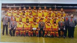 The Best PNG Kumuls Performances in the Early Days