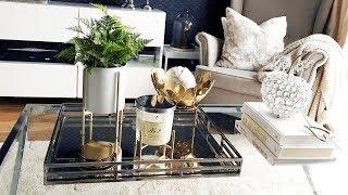 Home Decor: 2019| Clean Cosy Neutral Winter Home Decor