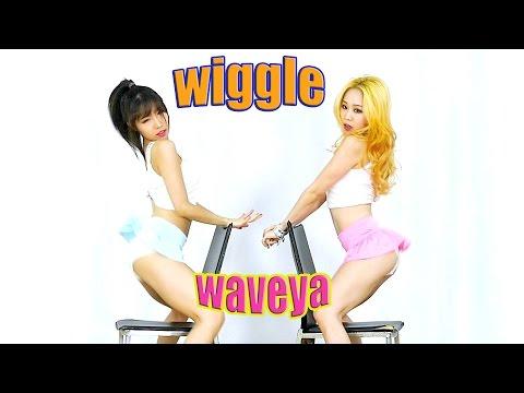 "WAVEYA  sexy dance _ Jason Derulo - ""Wiggle"" feat. Snoop Dogg"
