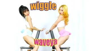 "WAVEYA  sexy dance _ Jason Derulo - ""Wiggle"" feat. Snoop Dogg"