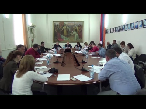 Ավագանու արտահերթ նիստ - 04.04.2018