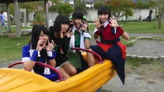山中湖遠征での一コマ。 公園で神宿のメンバー3人が遊んでいると…。 神...