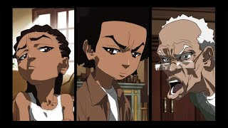 THE BOONDOCKS REBOOT IS COMING TO HBO MAX!!!!!