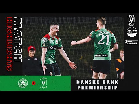 Cliftonville Glentoran Goals And Highlights