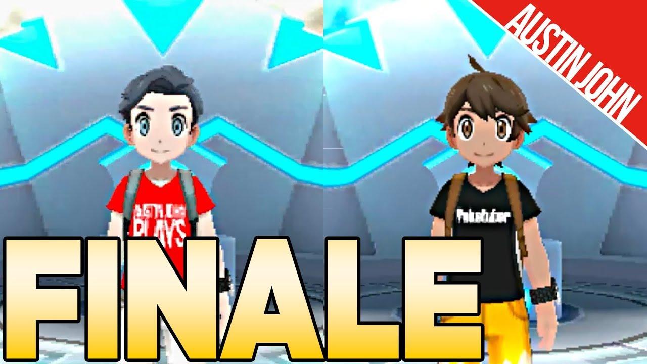 Champion Battle Finale Of The Ultralocke Ep23 Austin