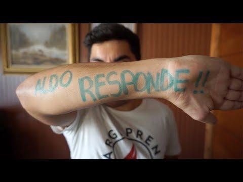 PREGUNTAS Y RESPUESTAS | Aldo Martínez