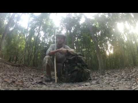 Tropical Jungle Bushcraft Camp