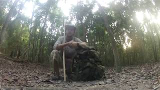 Tropical Jungle Bushcraft Camp