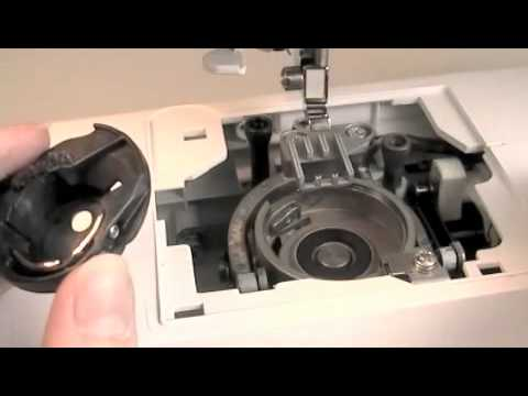 Sewing Machine Maintenance TopLoading Bobbin YouTube Impressive Brother Sewing Machine Bobbin Case