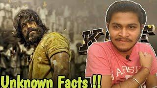 KGF Unknown Facts   Rocking Yash   KGF Trailer Analysis  