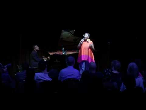 Cécile McLorin Salvant & Sullivan Fortner - Every Time We Say Goodbye (Cole Porter) - 4/20/17