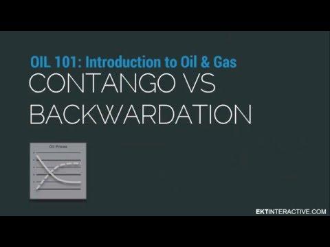 Contango vs Backwardation - Oil Prices