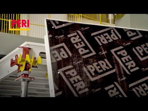 PERI Safety Slab Formwork (EN) - YouTube