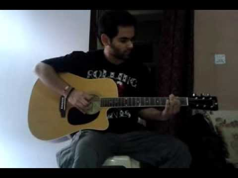 Linkin Park Castle Of Glass Acoustic Guitar Cover Youtube
