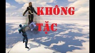 GTA 5 - 5 Anh em siêu nhân - Gao Xanh chống Không tặc|GHTG