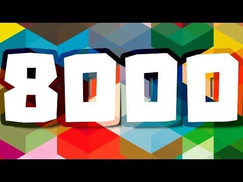 8000 АБОНАТИ | ВТОРИ КАНАЛ!?