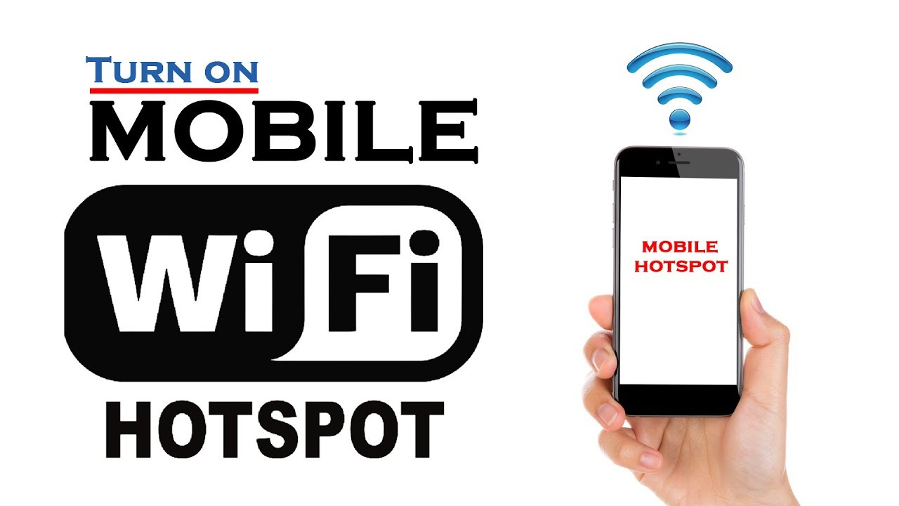 Turn on Mobile Hotspot-Turn on Hotspot-How to Use Mobile ...