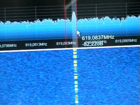 14RS000 200mw beacon - YouTube