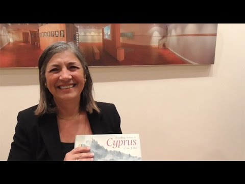 """Rita Severis - """"Travelling Artists in Cyprus 1700s to 1960"""" - London Event"""
