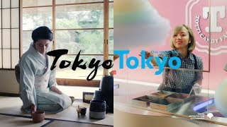 Tokyo Tokyo PR映像 UNIQUE編