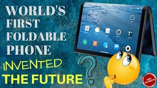 ROYOLE FLEXPAI: WORLD'S FIRST FOLDABLE PHONE BUT DO WE REALLY CARE ABOUT IT ??