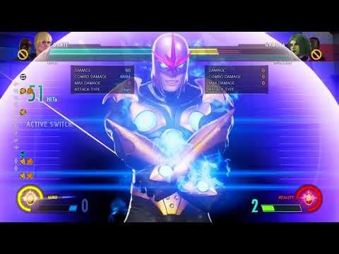 Easy hsd glitch setup with Nova/Dante