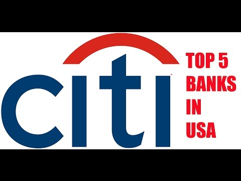 Top 5 Banks In USA | America's top 5 biggest banks | Largest banks in usa