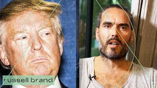 Why The Left Can't Handle Donald Trump | Russell Brand