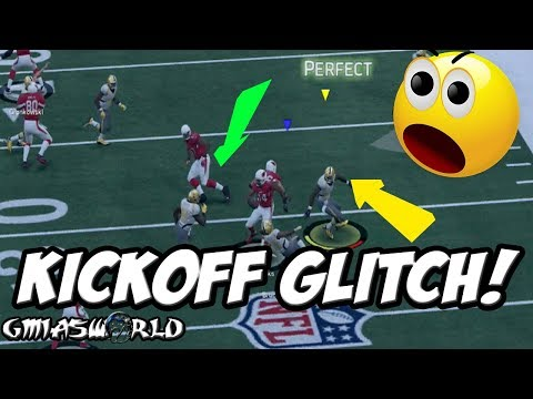 Madden 18 MUTSQUADS Kickoff Glitch Is A Nightmare In Madden 18 Ultimate Team Gameplay!