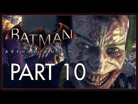 Batman Arkham Knight Walkthrough (Hard) Part 10: Stagg Airship - Tilting Airship Puzzle