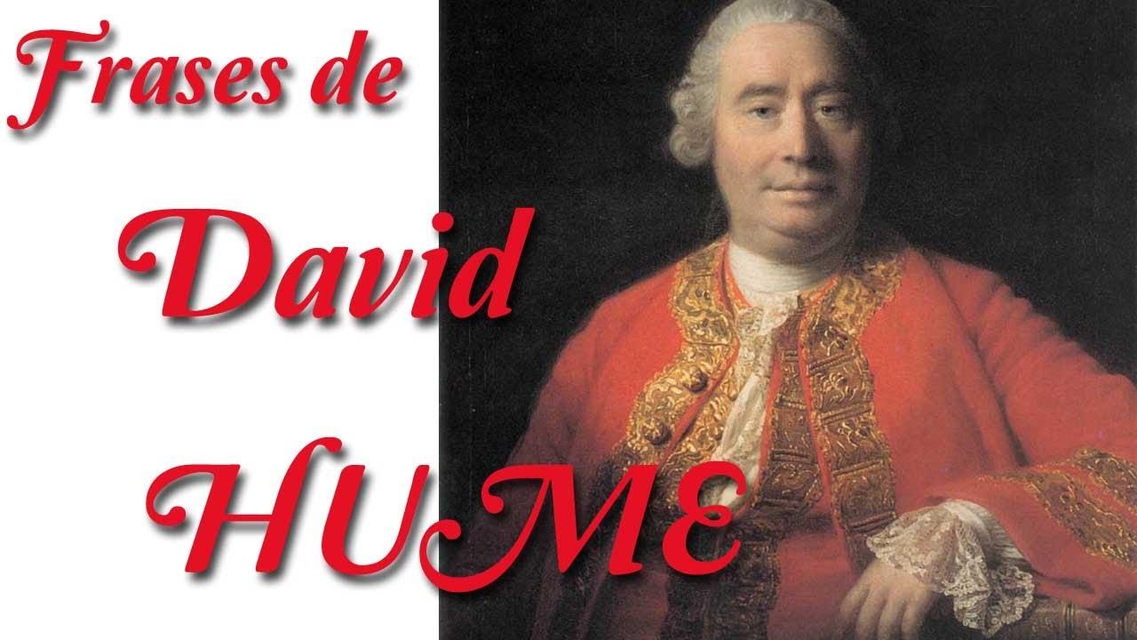 Frase De Brusli: Frases De David Hume