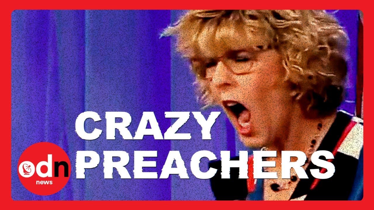 Crazy US Preachers React to Donald Trump's Election Defeat