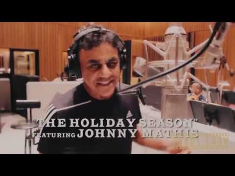 A Very Swinging Basie Christmas.Promo A Very Swingin Basie Christmas The Holiday Season By Johnny Mathis
