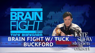Tuck Buckford Wants To Be Trump's Poison Tester