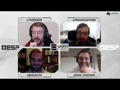 Esports Salon Ep 11: Monetising Content (feat. Travis Gaffor