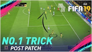 NO.1 ATTACKING MOVE POST PATCH in FIFA 19 !!! THE SECRET EL TORNADO COMBO TO SCORE ALMOST EVERYTIME