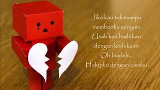 Luluh - Khai Bahar cover lirik