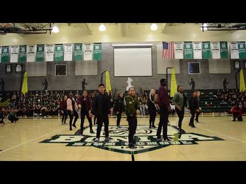 Bonita High School Smudgepot Rally 2018