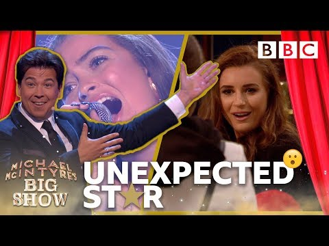Dani Dyer's 💖🏝 cringy prank on unsuspecting fan! - BBC