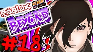 *NEW CODE* THE HUNT FOR SASUKE'S RINNEGAN! | Roblox: Naruto RPG BEYOND (NRPG) - Episode 18